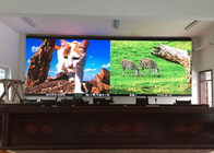 Clear Vivid Image  P7.62mm Indoor Fixed LED Display For TV Broadcasting Center