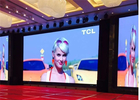 Front Maintenance Indoor Rental LED Screen P3.91mm Pixel Pitch SMD2121 1920Hz