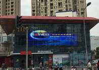 Outdoor Transparent LED Display P3.91-7.82 1920Hz Refresh Frequency Ultra Power Saving Design 1000x500mm